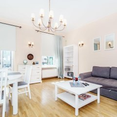 Апартаменты Dom&house - Apartments Quattro Premium Sopot Сопот комната для гостей фото 3