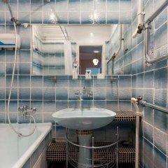Гостиница at Smolensky Lane в Москве отзывы, цены и фото номеров - забронировать гостиницу at Smolensky Lane онлайн Москва ванная