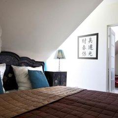Hotel Zhong Hua 3* Апартаменты с различными типами кроватей фото 6