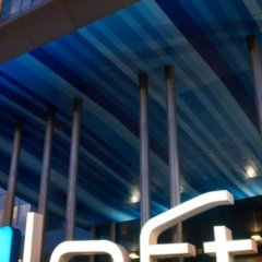 Отель Aloft Beijing, Haidian балкон