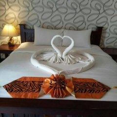 Отель Jomtien Plaza Residence 3* Номер Делюкс с различными типами кроватей фото 3