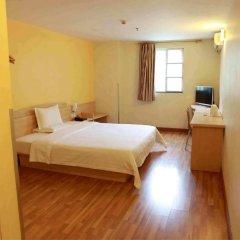 Отель 7Days Inn Xinyu Shengli Nan Road 2* Стандартный номер с различными типами кроватей фото 3