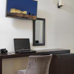Отель Acropolis Hill 3* Стандартный номер с различными типами кроватей фото 7