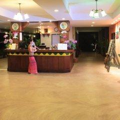 Отель Bacchus Home Resort интерьер отеля