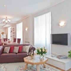 Гостиница Vip-kvartira Kirova 3 Улучшенные апартаменты с различными типами кроватей фото 6