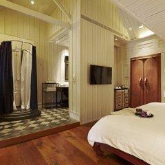 Отель Burasari Heritage Luang Prabang 4* Номер Делюкс с двуспальной кроватью фото 11
