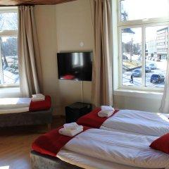 Moss Hotel 3* Стандартный семейный номер с двуспальной кроватью фото 2