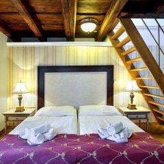 Отель Residence Green Lobster Чехия, Прага - 1 отзыв об отеле, цены и фото номеров - забронировать отель Residence Green Lobster онлайн комната для гостей фото 3