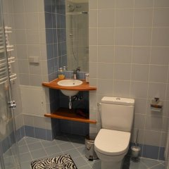 Отель Appartment Rīdzene Латвия, Рига - отзывы, цены и фото номеров - забронировать отель Appartment Rīdzene онлайн ванная фото 2