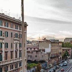 Отель Il Guscio Al Colosseo Рим балкон