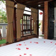 Отель Seaside An Bang Homestay 2* Улучшенный номер с различными типами кроватей фото 7