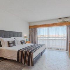 Luna Hotel Da Oura 4* Студия с различными типами кроватей фото 8