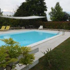 Отель Ai Tre Confini Монцамбано бассейн фото 3