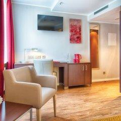 Leonardo Hotel München City Center 4* Номер Комфорт с разными типами кроватей фото 4