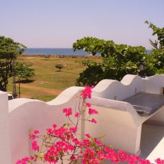Отель Seagreen Guesthouse Шри-Ланка, Галле - отзывы, цены и фото номеров - забронировать отель Seagreen Guesthouse онлайн балкон