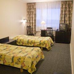Отель Джингель 2* Номер Эконом 2 отдельные кровати фото 3