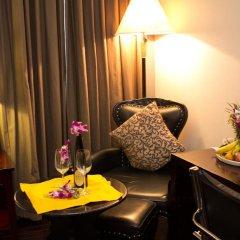 Medallion Hanoi Hotel 4* Стандартный семейный номер разные типы кроватей фото 4
