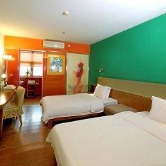 Отель 4th Zhongshan Road Garden Inn комната для гостей фото 5
