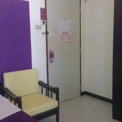 Отель Sawasdee Sunshine Стандартный номер с различными типами кроватей фото 5