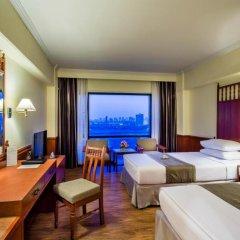 Bangkok Palace Hotel 4* Улучшенный номер с двуспальной кроватью фото 4