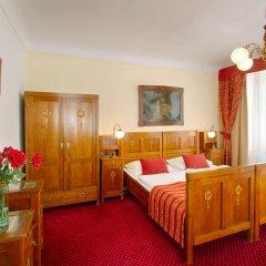 Hotel Waldstein 4* Стандартный номер с двуспальной кроватью фото 3