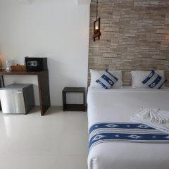 Отель The Nest Resort 3* Улучшенный номер двуспальная кровать фото 11