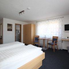 Hotel Klosterbräustuben 3* Стандартный номер с двуспальной кроватью