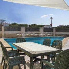 Отель Villa Caryana Испания, Кала-эн-Бланес - отзывы, цены и фото номеров - забронировать отель Villa Caryana онлайн бассейн