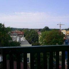 Апартаменты Dom & House - Apartments Monte Cassino City Center Сопот балкон