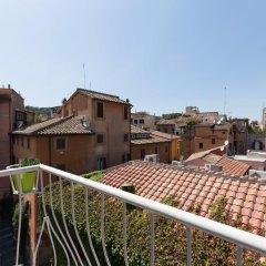 Отель Sweet Trastevere балкон