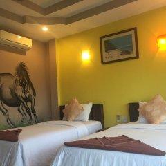 Baan Suan Ta Hotel 2* Улучшенный номер с различными типами кроватей фото 17