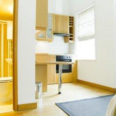 Апартаменты Studios 2 Let Serviced Apartments - Cartwright Gardens Студия Делюкс с различными типами кроватей фото 2
