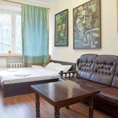 Апартаменты Apartments On Krasnie Vorota комната для гостей фото 2