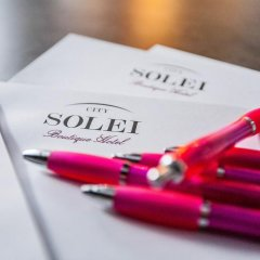 City Solei Boutique Hotel фитнесс-зал