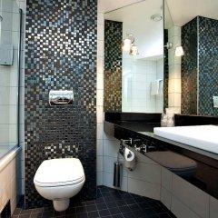 Отель Clarion Hotel Ernst Норвегия, Кристиансанд - отзывы, цены и фото номеров - забронировать отель Clarion Hotel Ernst онлайн ванная