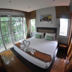 Отель Baan Khao Hua Jook 3* Вилла с различными типами кроватей фото 11