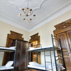 City Central Lviv Hostel комната для гостей