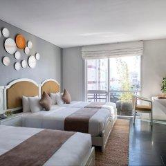 Alba Spa Hotel 3* Номер Делюкс с различными типами кроватей фото 13