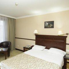 Topkapi Inter Istanbul Hotel 4* Стандартный номер с двуспальной кроватью фото 4