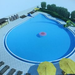 Гостиница Panorama-Hotel Dzhem в Анапе отзывы, цены и фото номеров - забронировать гостиницу Panorama-Hotel Dzhem онлайн Анапа бассейн фото 3