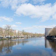 Отель Nassau Canal Apartment Нидерланды, Амстердам - отзывы, цены и фото номеров - забронировать отель Nassau Canal Apartment онлайн приотельная территория