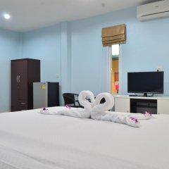 Отель Selamat Lanta Resort 2* Стандартный номер с различными типами кроватей фото 3
