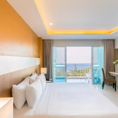 Отель Chanalai Hillside Resort, Karon Beach 4* Улучшенный номер с двуспальной кроватью фото 3