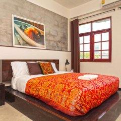 Отель Kama Bangkok - Boutique Bed & Breakfast 2* Номер Делюкс разные типы кроватей фото 12