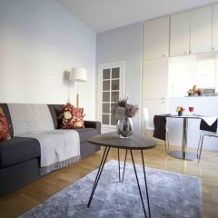Отель Saint Honore Apartment Франция, Париж - отзывы, цены и фото номеров - забронировать отель Saint Honore Apartment онлайн комната для гостей фото 5
