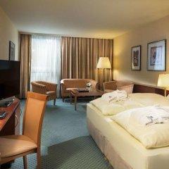 Maritim Hotel Nürnberg 4* Стандартный номер с различными типами кроватей фото 6