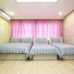 Отель NJoy Seoul Студия Делюкс с различными типами кроватей фото 17