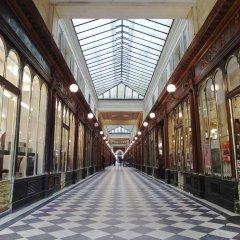 Отель Louvre Parisian Франция, Париж - отзывы, цены и фото номеров - забронировать отель Louvre Parisian онлайн интерьер отеля фото 2