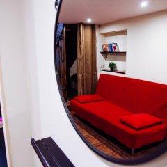 Бугров Хостел Стандартный номер с различными типами кроватей (общая ванная комната) фото 6