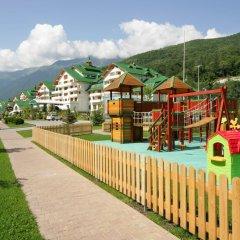 Гранд Отель Поляна Красная Поляна детские мероприятия
